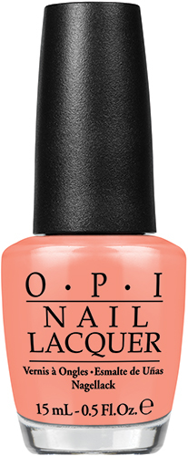 OPI - New Orleans - Crawfishin' for a Compliment 0.5 oz - NLN58