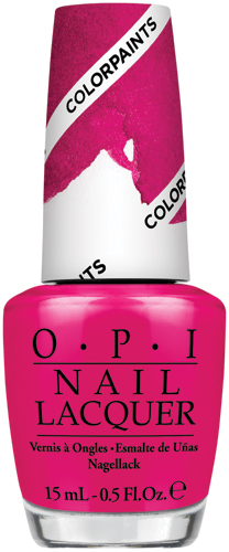 OPI - Color Paints - Pen & Pink 0.5 oz - NLP22