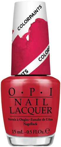OPI - Color Paints - Magenta Muse 0.5 oz - NLP23