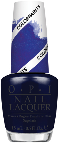 OPI - Color Paints - Indigo Motif 0.5 oz - NLP25