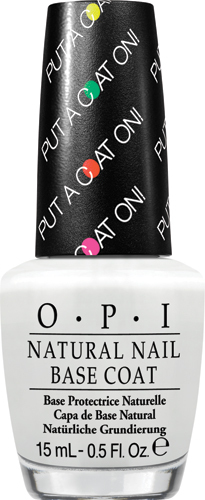 OPI - Base Coat, Put a Coat On! 0.5 oz NTN01