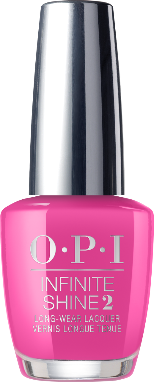 OPI Infinite Shine - Lisbon - #ISLL19 - No Turning Back From Pink Street