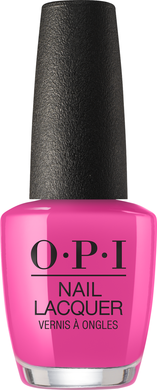 OPI - Lisbon - No Turning Back From Pink Street - #NLL19