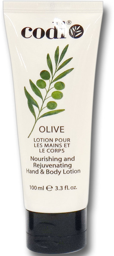 Codi, Hand & Body Lotion, Olive 3.3 oz - 100 ml