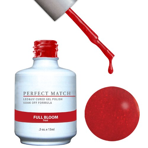 PERFECT MATCH - Gel Polish + Lacquer, FULL BLOOM PMS100