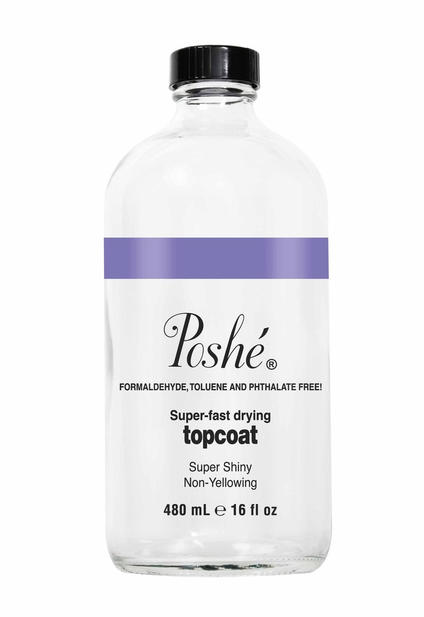 Poshe' Topcoat 16 oz