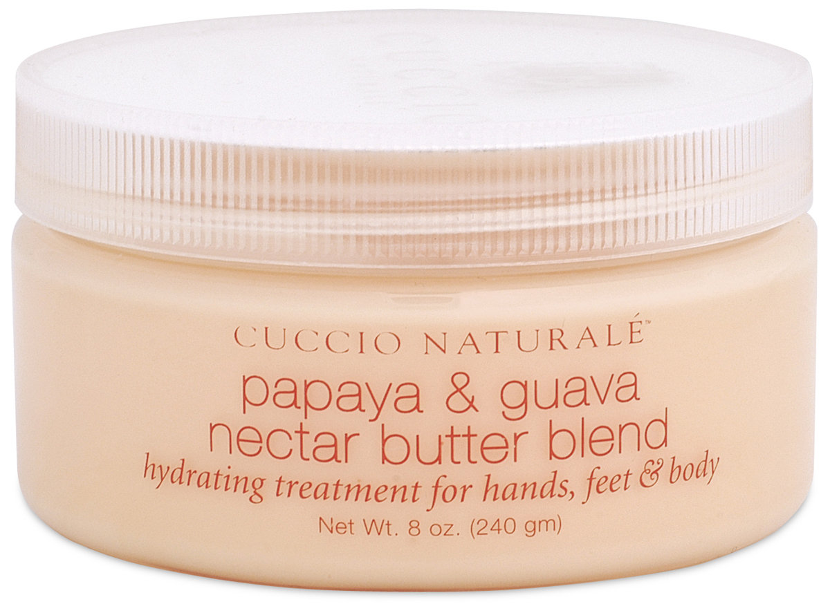 Papaya & Guava Nectar Butter Blend 8 oz