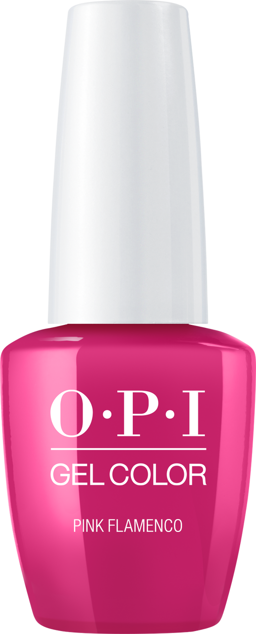 OPI GelColor - #GCE44A - PINK FLAMENCO .5oz