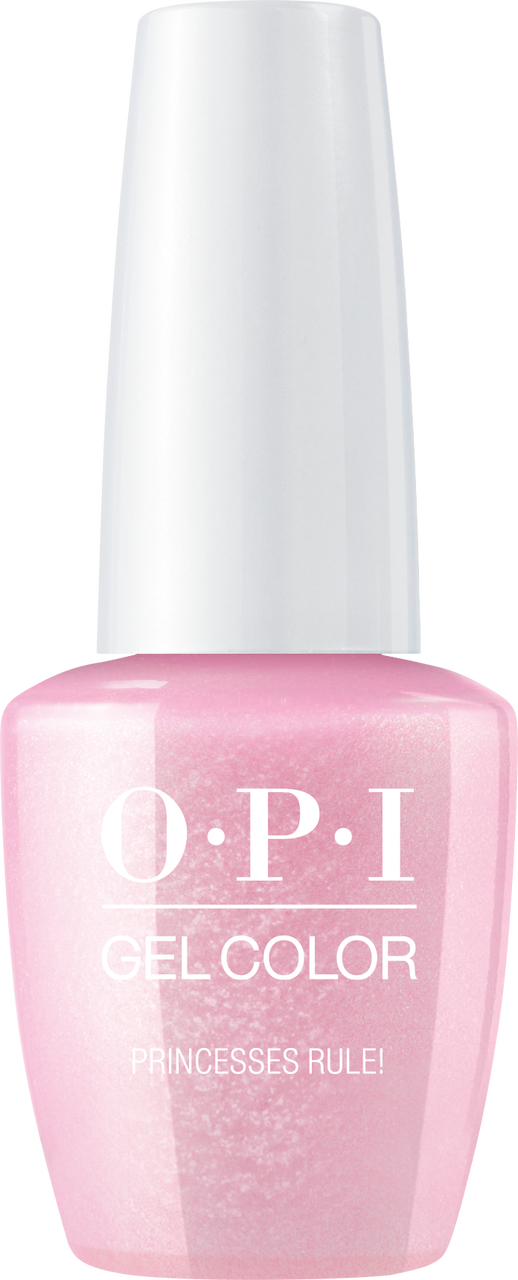 OPI GelColor - #GCR44A - PRINCESSES RULE .5oz
