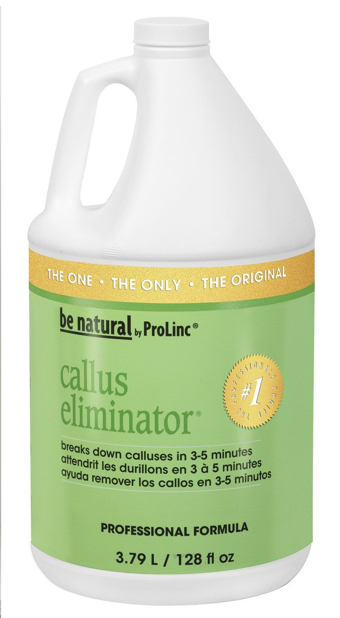 Be Natural Callus Eliminator 1 Gal