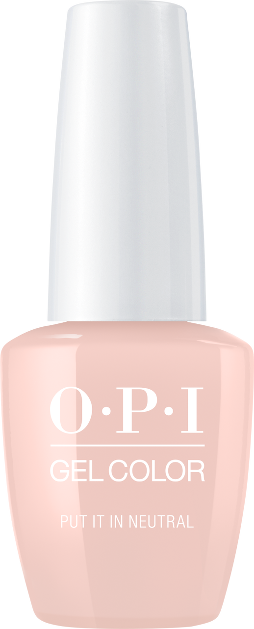 OPI GelColor - #GCT65A - PUT IT IN NEUTRAL .5oz