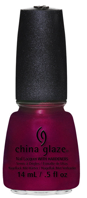 China Glaze Lacquer RED-Y & WILLING .5 oz #81359