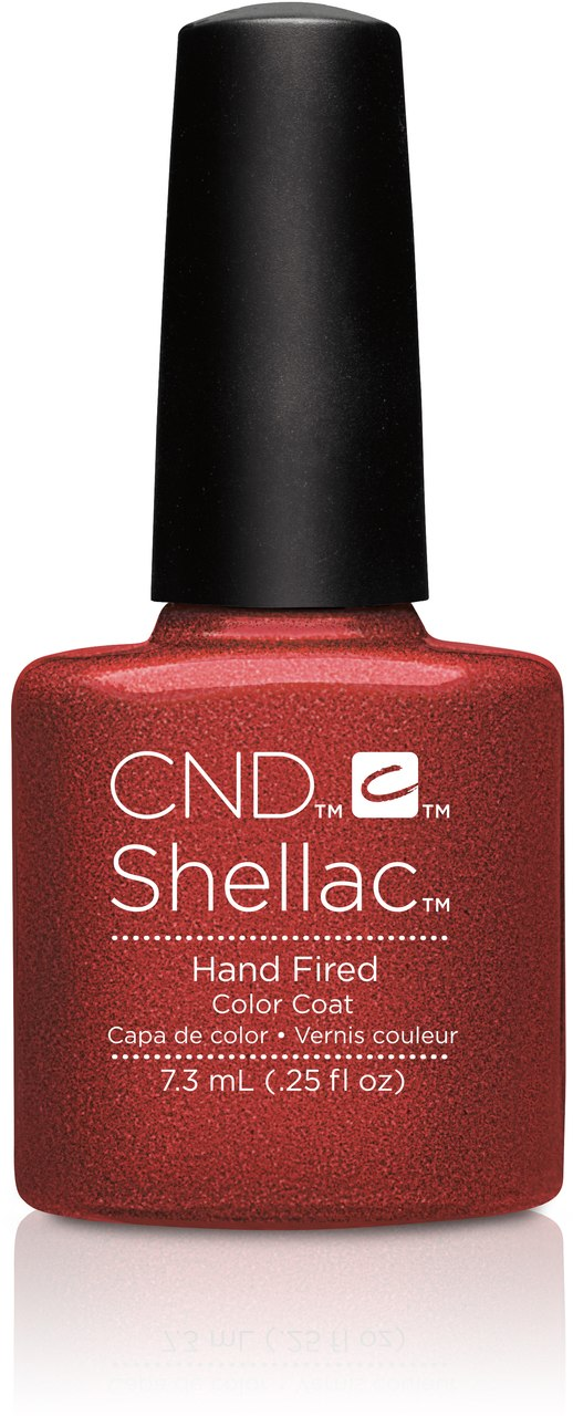 SHELLAC UV Color Coat - CRAFT CULTURE - Hand Fired .25oz #91252