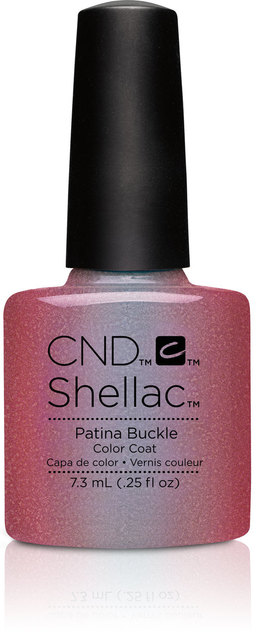 SHELLAC UV Color Coat - CRAFT CULTURE - Patina Buckle .25oz #91255