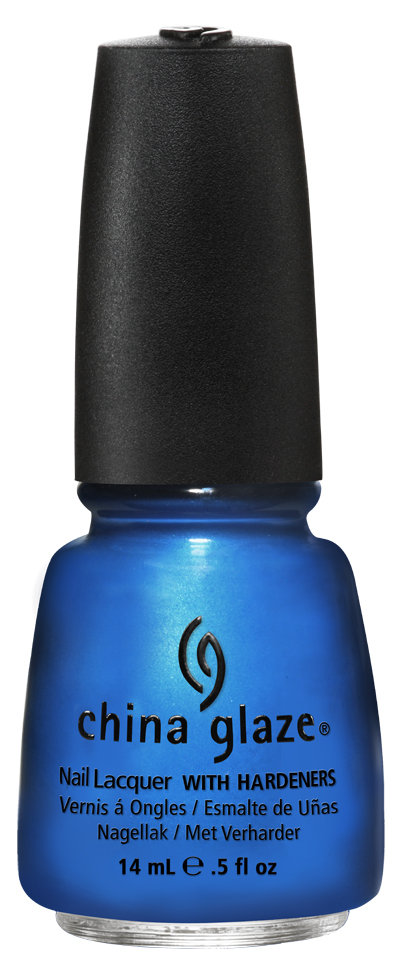 China Glaze Lacquer SPLISH SPLASH .5 oz #80442