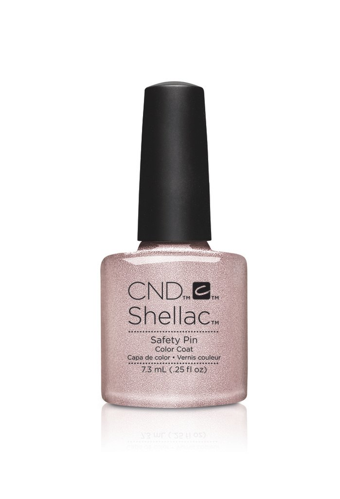 SHELLAC UV Color Coat - CONTRADICTIONS - Safety Pin .25 oz #90858