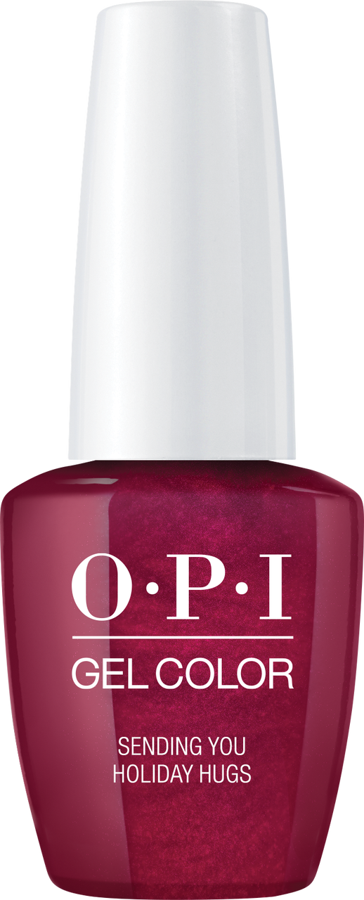 OPI GelColor - Holiday Love - Sending You Holiday Hugs - #HPJ08