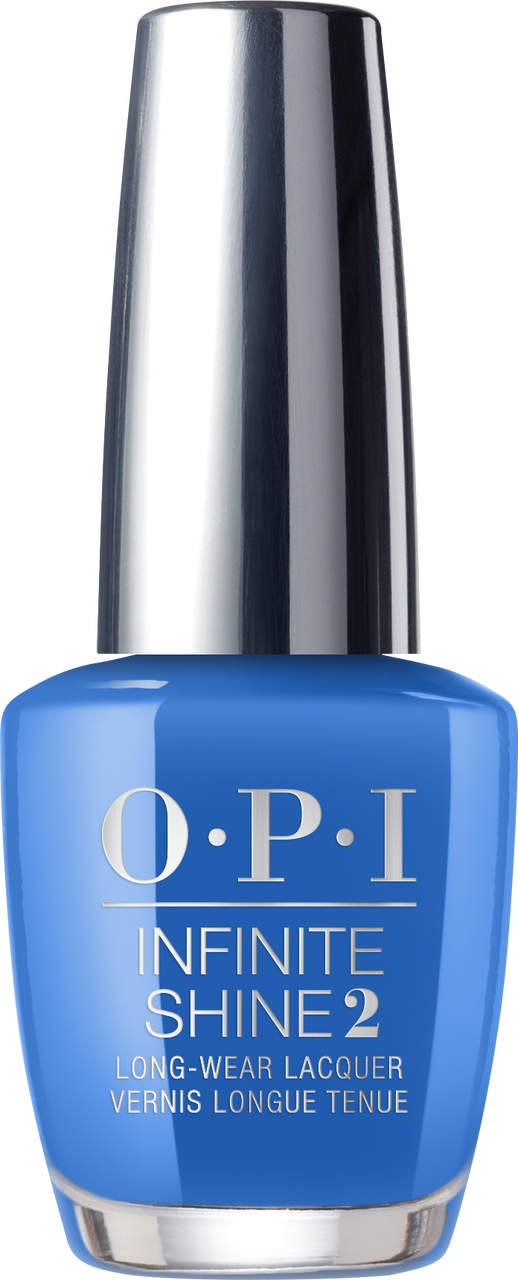 OPI Infinite Shine - Lisbon - #ISLL25 - Tile Art to Warm Your Heart