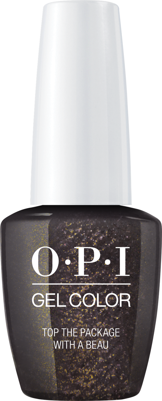 OPI GelColor - Holiday Love - Top the Package with a Beau - #HPJ11
