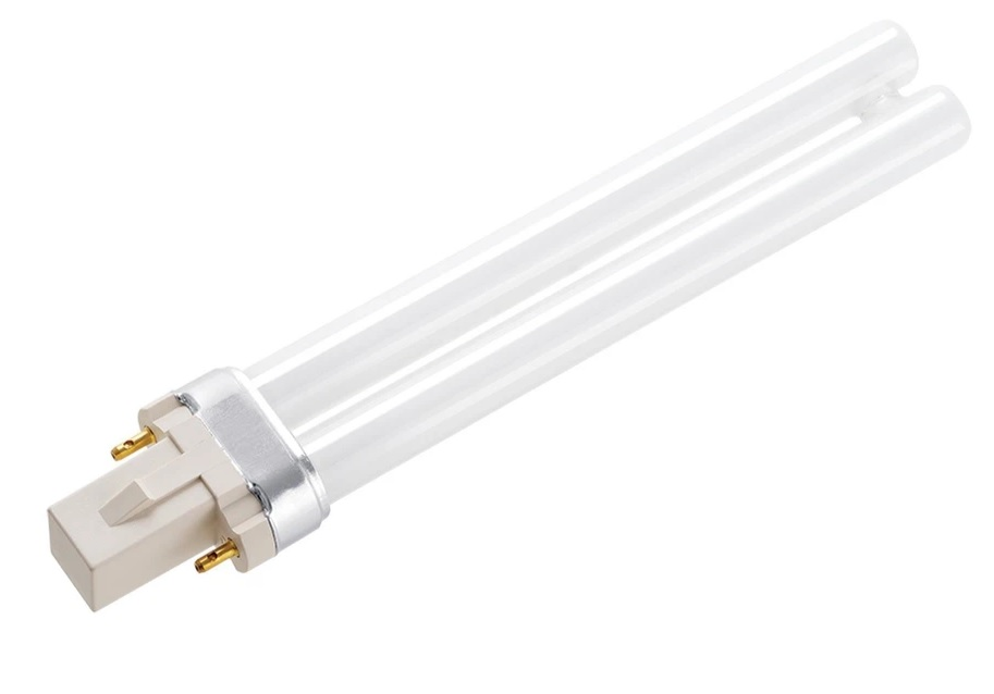 9 Watt UV Bulbs, Electronic, 4 Pack