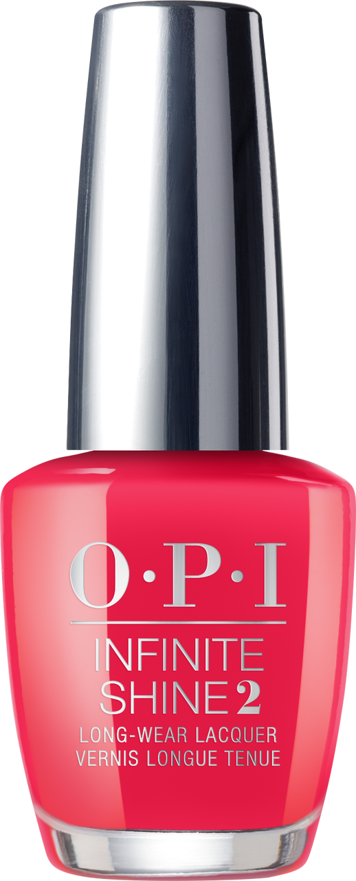 OPI Infinite Shine - Lisbon - #ISLL20 - We Seafood and Eat It