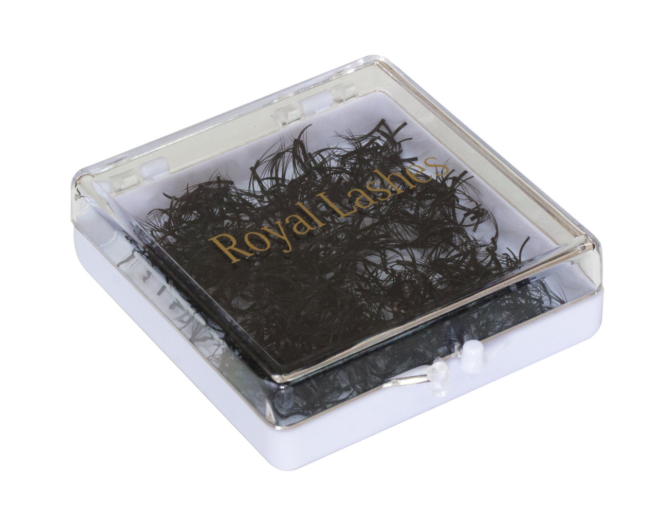 QL Royal Lashes 5 Strands, 1000 pcs (white box