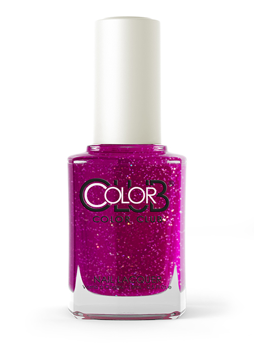 Color Club Lacquer, 05AGN03 - WINK, WINK, TWINKLE .5oz