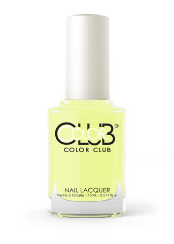 Color Club Lacquer, 05AN34 - UNDER THE BLACKLIGHT .5oz