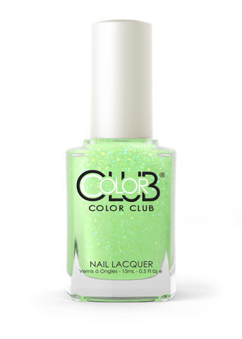 Color Club Lacquer, 05ANR11 - ON THE FLIP SIDE .5oz