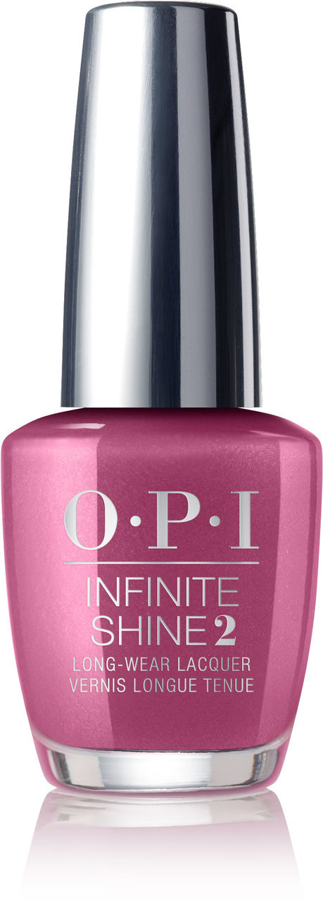 OPI Infinite Shine - #ISLV11 - A ROSE AT DAWN BROKE BY NOON