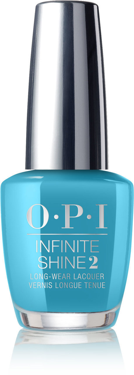 OPI Infinite Shine - #ISLE75 - CAN'T FIND MY CZECHBOOK