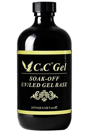 CnC Soak-Off Gel Base 8 oz