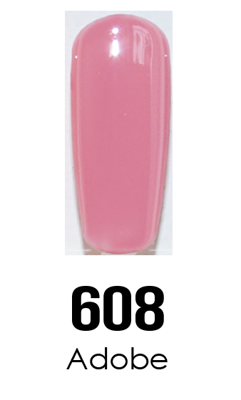 DND Duo Gel - Diva Collection, G608 ADOBE