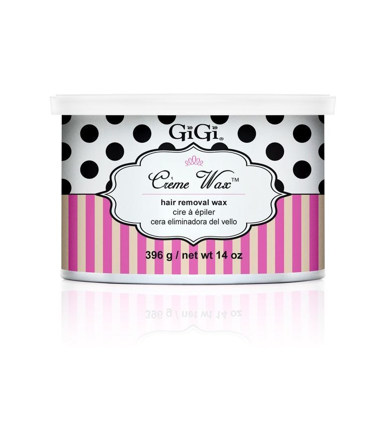 GIGI, #0260-312 Creme Wax 14 oz
