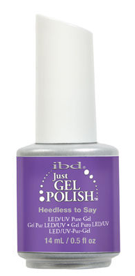 IBD Just Gel Polish - Heedless to Say 5 oz #57014