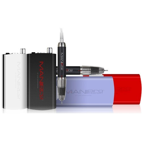 Kupa ManiPro Passport, Portable Battery Powered E-file