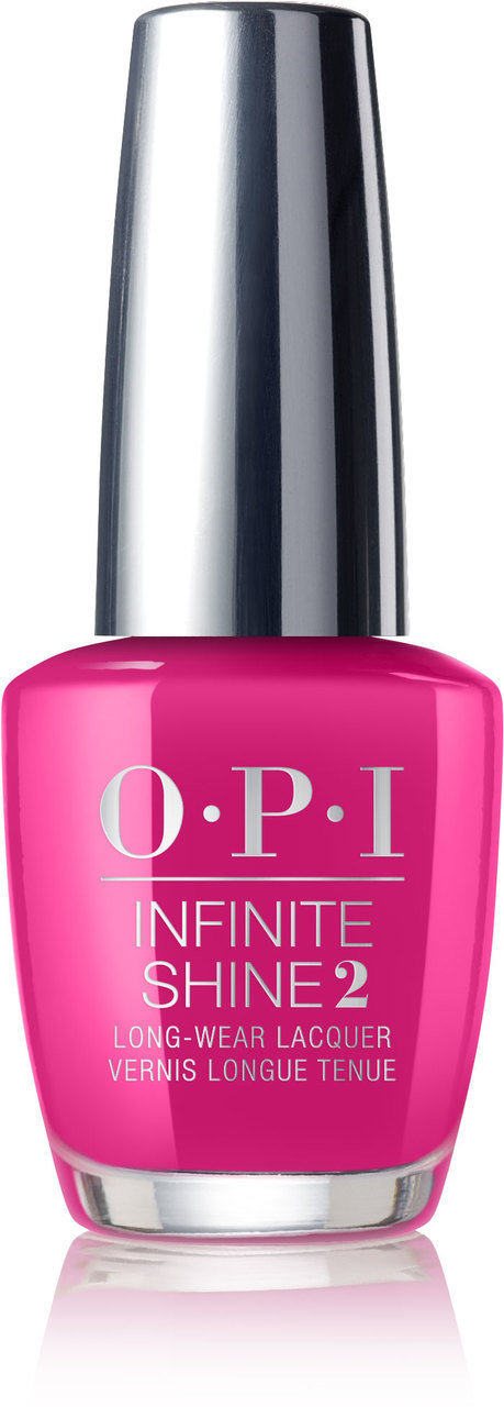 OPI Infinite Shine - #ISLA20 - LA PAZ-ITIVIELY HOT