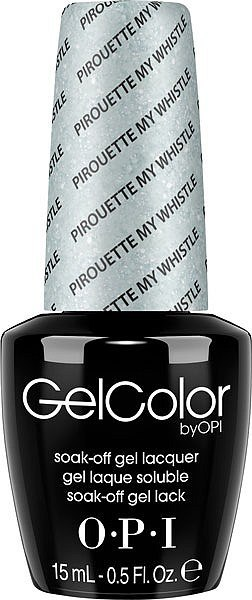 OPI GelColor - #GCT55 - Pirouette My Whistle