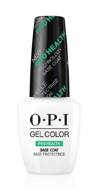 OPI GelColor, PROHEALTH BASE COAT .5oz