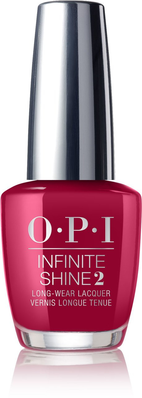 OPI Infinite Shine - #ISLL72 - OPI RED