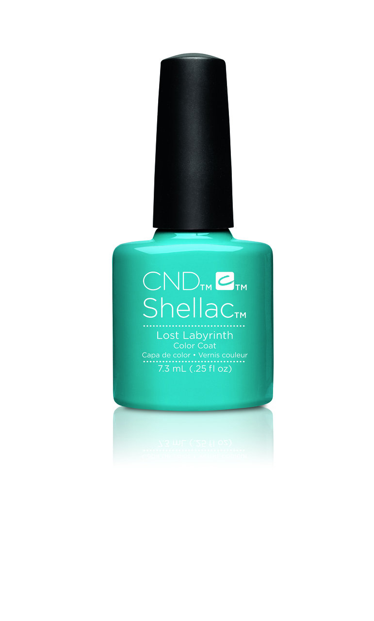Shellac .25oz, Garden Muse - #90799 LOST LABYRINTH
