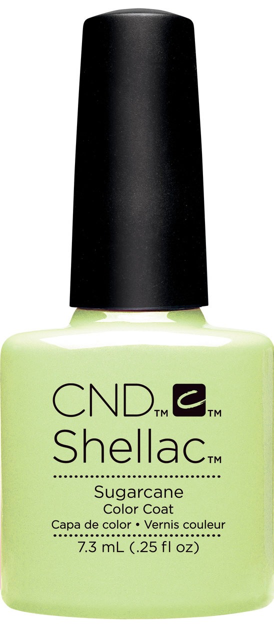 SHELLAC UV Color Coat - Rhythm & Heat Collection - SUGARCANE .25oz #91584