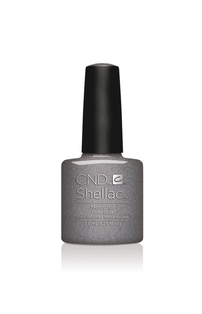 SHELLAC UV Color Coat - NightSpell - MERCURIAL .25oz - #91593