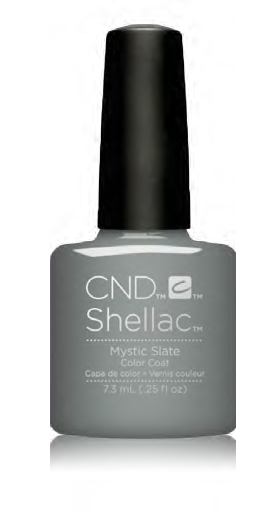 SHELLAC UV Color Coat .25oz - Glacial Illusion - MYSTIC SLATE #91684