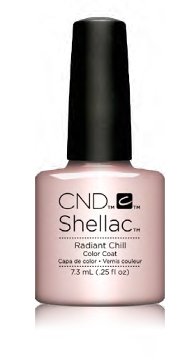 SHELLAC UV Color Coat .25oz - Glacial Illusion - RADIANT CHILL #91686