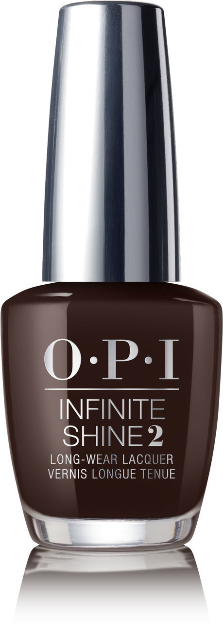 OPI Infinite Shine - #ISLW61 - SHH IT'S TOP SECRET!
