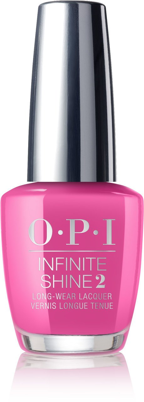 OPI Infinite Shine - #ISLB86 - SHORTS STORY