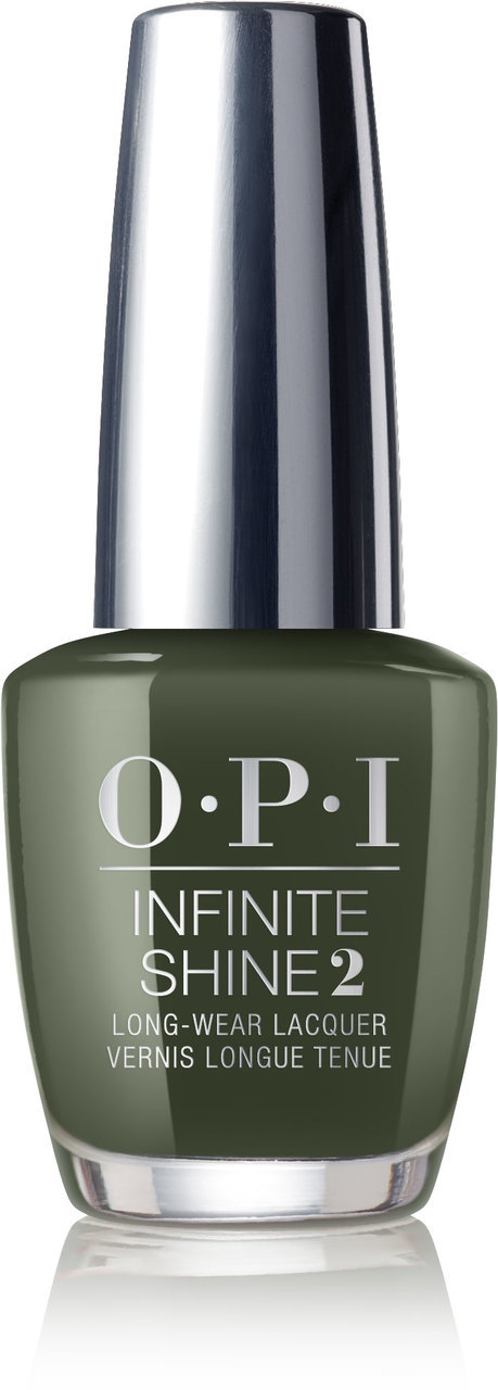 OPI Infinite Shine - #ISLW55 - SUZI THE FIRST LADY OF NAILS