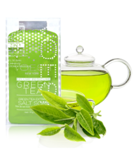 Voesh, Pedi in a Box (3 steps - Green Tea