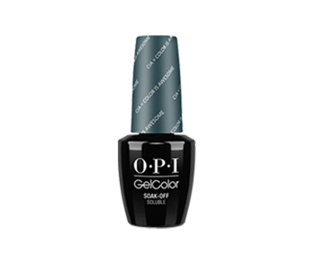 OPI GelColor - WASHINGTON, #GCW53 - CIA = Color is Awesome